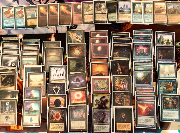 Grixis Obliterate - Ryan Cook